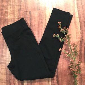 Cat and Jack Girls Black Stretch Pants